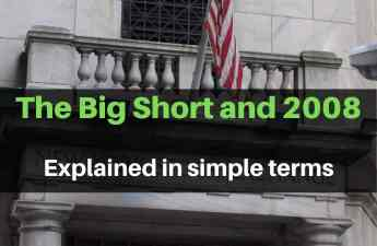 Explain the Big Short
