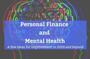 Personal finance and mental health