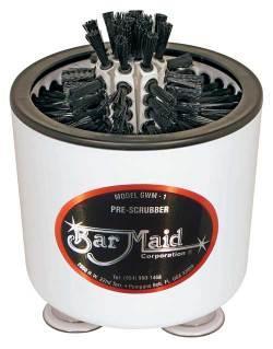 Bar Maid GWM-1 Glass Washer Pre-Scrubber