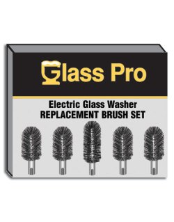 BSET Glass Pro Universal Replacement Brush Set