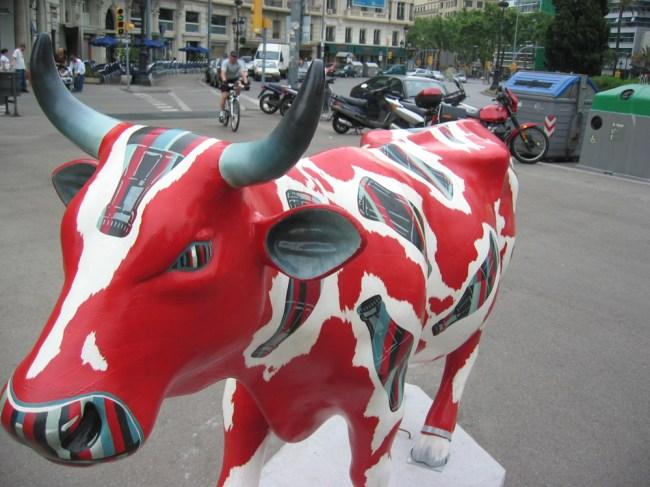 Cow Parade 8