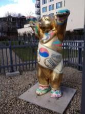 L'ós coreà del sud