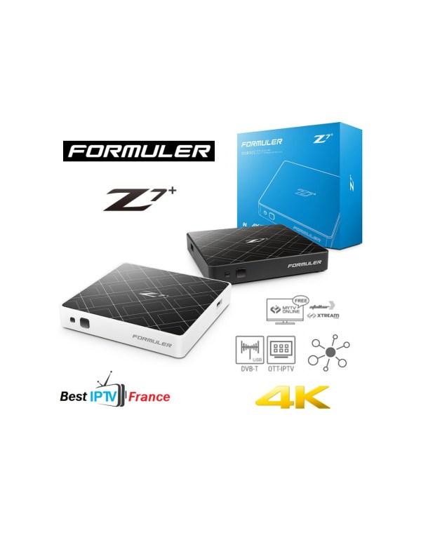 Formuler Z7Plus 4K