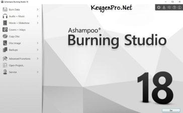 Ashampoo Burning Studio 18 Key