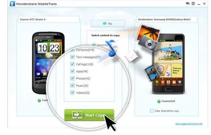 Wondershare MobileTrans Free Download