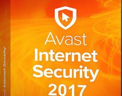 Avast Internet Security 2017 Crack