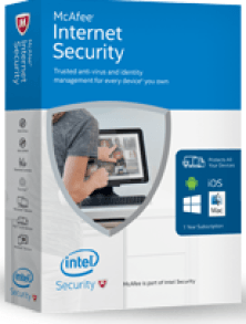 McAfee Livesafe Internet Security Crack