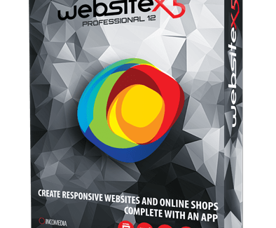 WebSite X5 Professional 13 License Key
