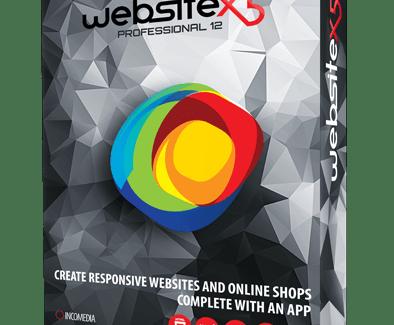 WebSite X5 Professional 13 License Key