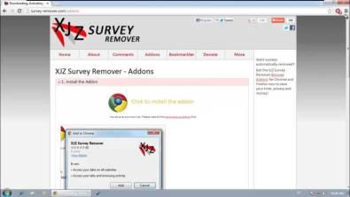 XJZ Survey Remover Permission Key