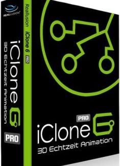 Reallusion iClone 6.5 Crack
