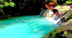 Private Tours Blue Hole Secret Falls.