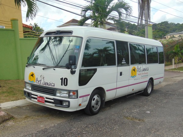 Montego Bay Airport Transportation Service