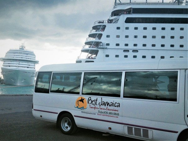 Montego Bay Cruise Port Transportation