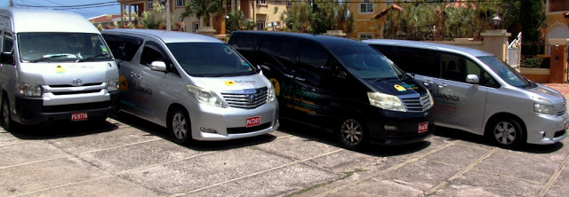 Private Airport Transfer to Excellence Oyster Bay