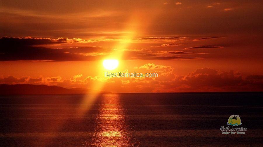 Sunset Negril