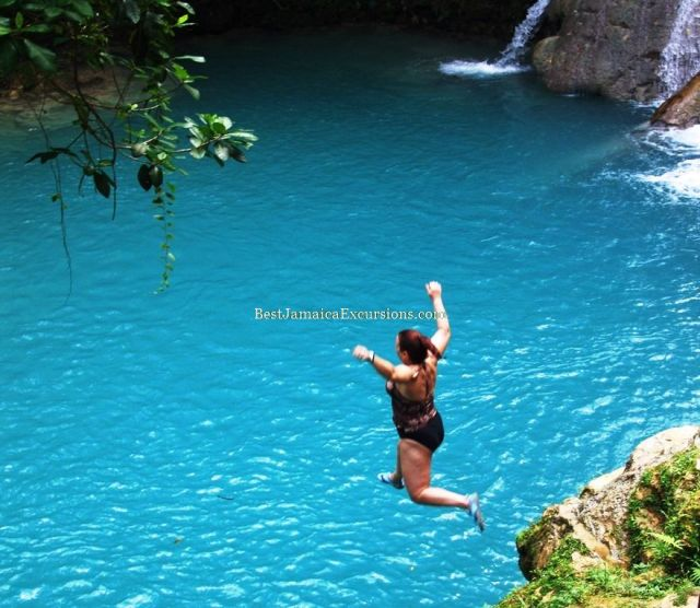 Blue Hole Secret Falls