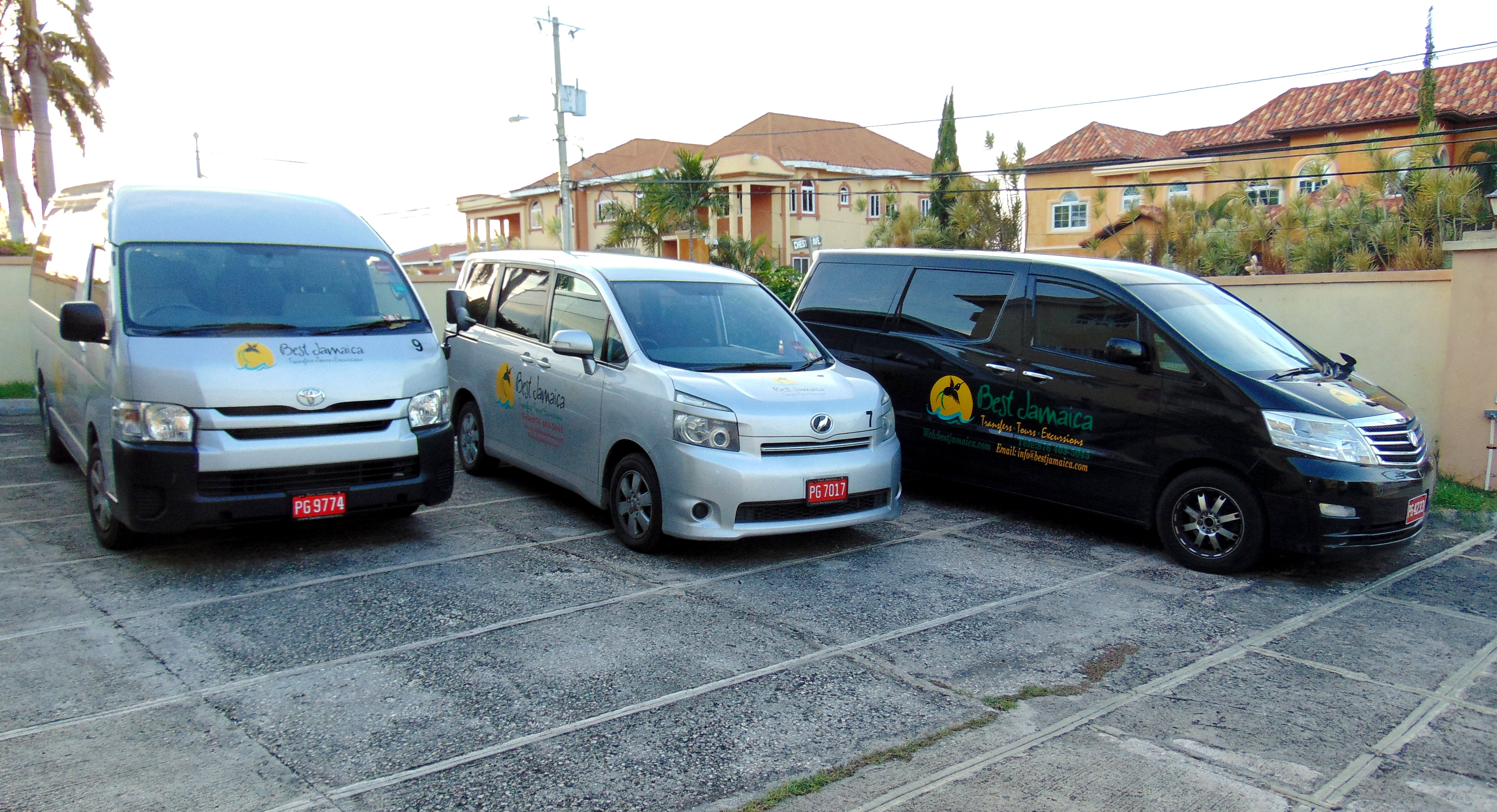 Airport-Shuttle-Montego-Bay-Airport