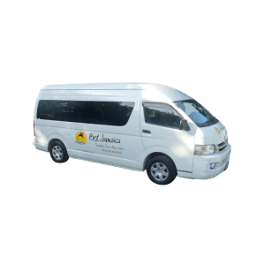 Private shuttle van to excellence oyster bay