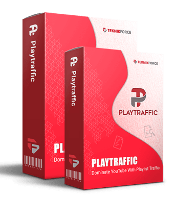 playtraffic internet maketing software for YouTube playlist marketing