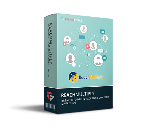 reach multiply facebook content marketing software