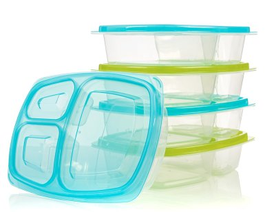 cheap food storage plastic containers