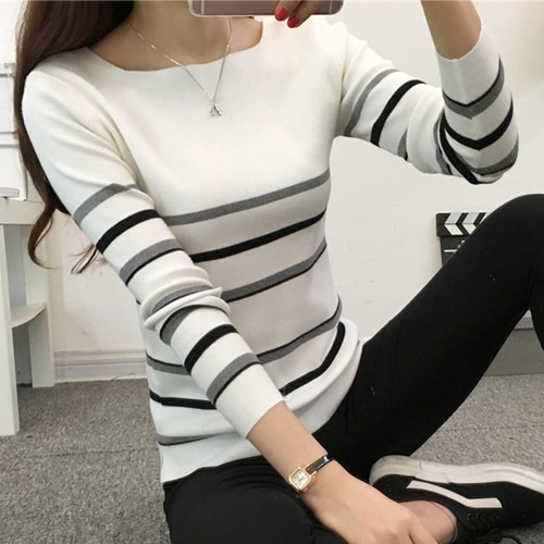 Autumn Winter Sweater Women Pullovers