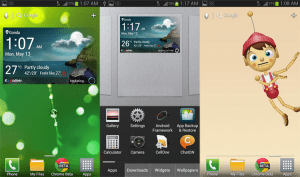 Download and install LG Optimus