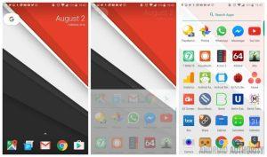 Google Nexus Launcher Apk