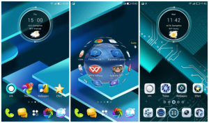 V Launcher Android