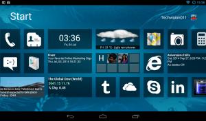 Windows 10 App Launcher