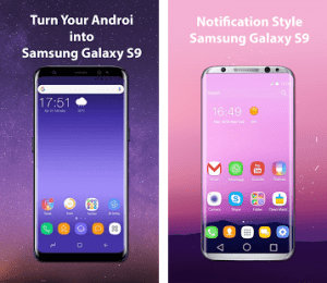 Samsung S9 Launcher Apk Download For Android 1