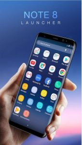 Samsung Note 8 Launcher Apk Download For Android (Updated) 1