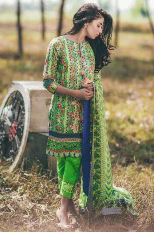Alkaram Lawn Collection 2018 Online