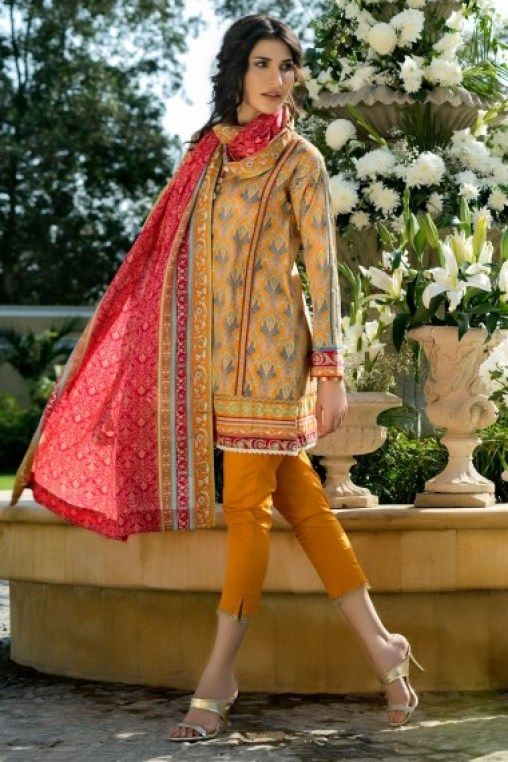 Alkaram Lawn Collection 2018 Vol 1 With Price