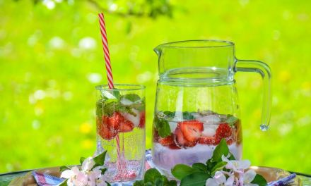 Water Infusions – Stay Hydrated, Stay Healthy with 30 Easy Recipes