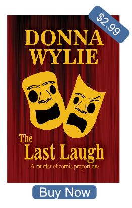 The Last Laugh Book Cover