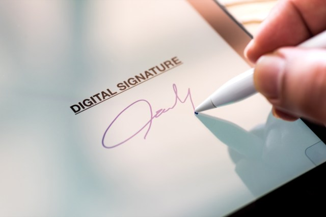 This Is What Signature Analysis Reveals About You  Best Life
