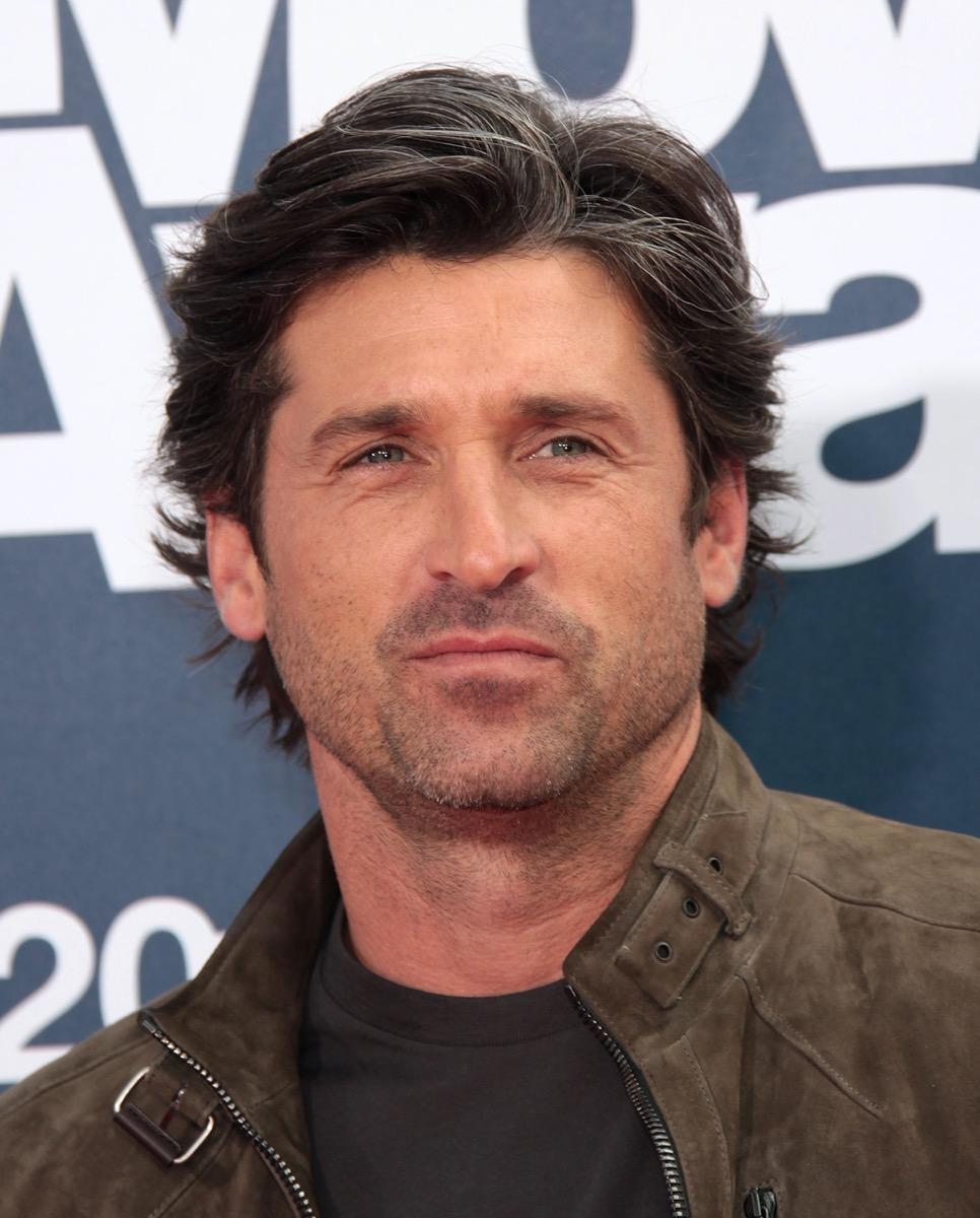 Patrick Dempsey in 2011