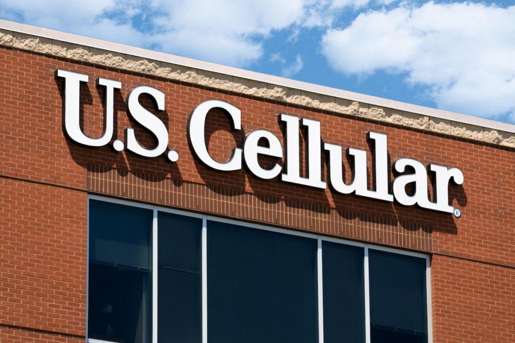 U.S. Cellular storefront