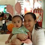 Baby Alexa Mae – Alex and Mabel Estrella (April)