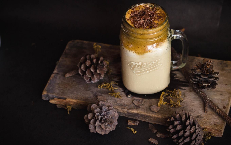 photo-of-dalgona-coffee-on-wooden-plank-4116730