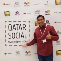 "#QatarSpeaksOut: Putting the ""social"" back in ""social media"""
