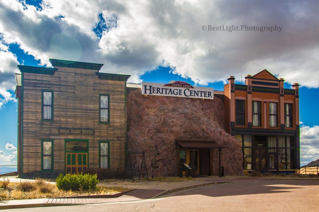 Image result for Cripple Creek Heritage Center