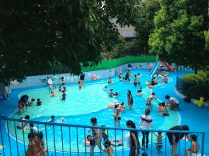 kumin center wading pools, Tokyo Area Wading Pools and Splash Ponds
