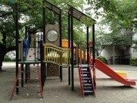 Mikawadai Playground Park equip