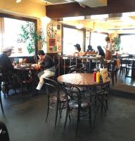 Sasa Burger daikanyama interior
