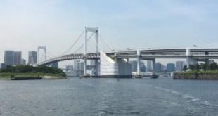 Rainbow Bridge Bike Crossing