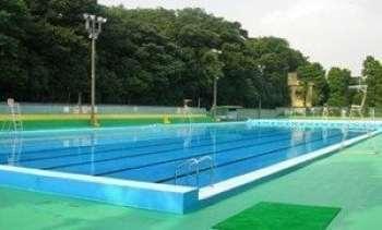Wadabori pool, Tokyo
