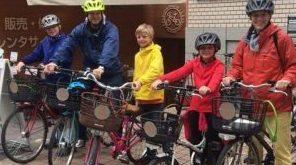 J-Cycle Kyoto Bicycle Rental